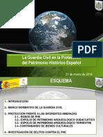 Grupo de Patrimonio H252istórico de La Guardia Civil UCO