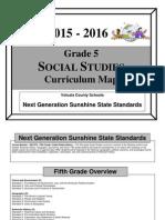 social studies grade 5