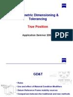 GDT-True Position