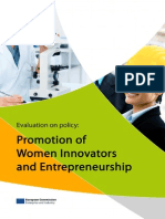 Women Innovators and Entrepreneurship 3815