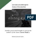 FOTOGRAF English Game Guide GH
