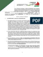 Modelo de Contrato Invitacion Estatal 2014 ANEXO 4