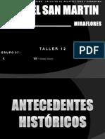 Cuartel San Martin - Analisis Arquitectonico
