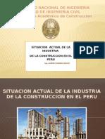 Industria de La Construccion en El Peru.ppt