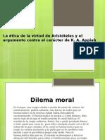 14. Ética de La Virtud