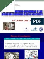 Bioetica - Consentimiento Informado