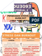 stress & burn out