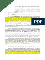 The Hacienda Luisita Case Part I and Part II