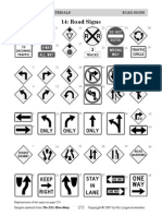 Traffic Signs _ ADCFR