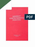 Kaiserov Elektrotehnicki Prirucnik