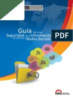 Guia Del Curso Seguridad de La Informacion en Internet y Redes