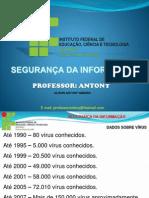 4 - Pragas Virtuais e Antivirus