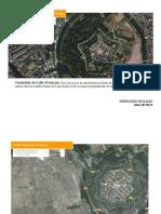 trazos poligonales urbanismo