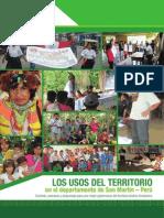 Los Usos del Territorio en el Departamento de San Martín