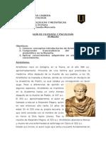 ARISTÓTELES Orellana y Moncada