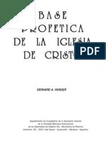 Base Profetica de La Iglesia de Cristo[1]