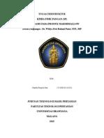 Tugas Terstruktur Kfp Sp