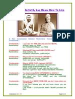 A Rare Conversation Between Ramkrishna Paramahansa Swami Vivekanand