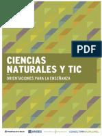 Ciencias Naturales y TIC