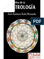 El Gran Libro de La Astrologia Jose Antonio Solis Miranda
