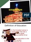 Scl3 Education
