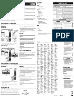 Fv500l Manual