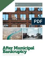 After Municipal Bankruptcy PDF