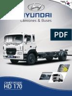 Hyundai - Hd170 Euro IV Colombia