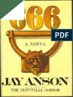 666, La Casa Endemoniada - Jay Anson