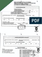 Carta Descriptiva de La Materia Comunicacion Oral y Escrita