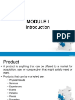 Module I- Introduction_Product Management