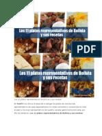Los 11 Platos Representativos de Bolivia y Sus Recetas