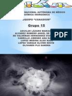 Grupo 15 tabla periódica
