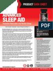 Max Advanced Sleep Aid