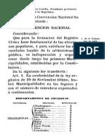 Ley de creacion Municipalidades de 1856