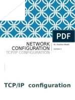 Module 2_Lecture 1 - Network Configuration - TCP_IP Config