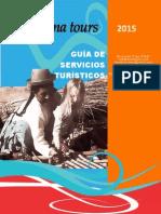 Kuma Tours - Guía de Servicios Turísticos 2015