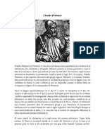 Biografia de Ptolomeo