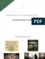 Memoria UGC