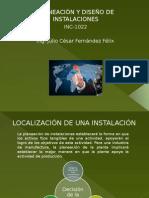 Planeacion y Diseño de Inst
