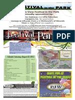 Festival in the Park 2015