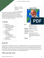 Brian de Palma - Wikipedia, The Free Encyclopedia