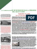 Mussolini Liberato Al Gran Sasso