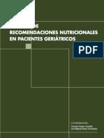 Manual Nutricion Pacientes Geriatricos SEGG
