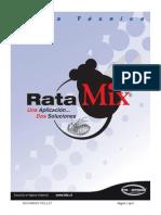 Ficha Tecnica Ratamix Pellet