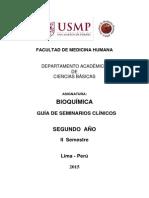 Bioquimíca Guia de Seminarios 2015-II