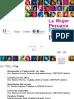 la mujer peruana