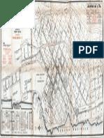 Mapa Guía Antofagasta Comercial 1914