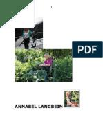 Annabel Langbein Cook Book