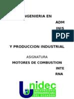 Modulo de Motores de Comb Interna